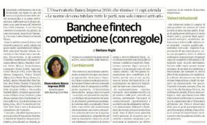 Banche e Fintech
