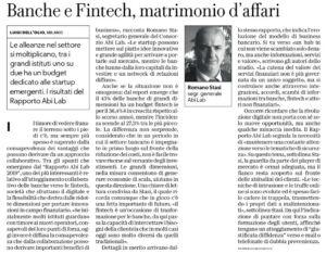 Banche e Fintech, matrimonio d'affari