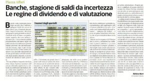 Banche_Corriere Economia