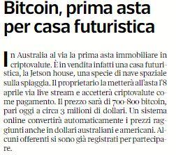 Bitcoin_prima asta_Corriere Economia