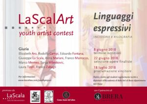 LaScalArt youth artist contest