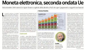 Moneta elettronica_L'Economia