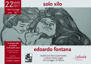 Mostra Edoardo Fontana - 22 marzo
