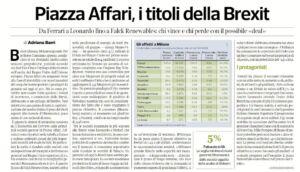 Piazza Affari_L'Economia