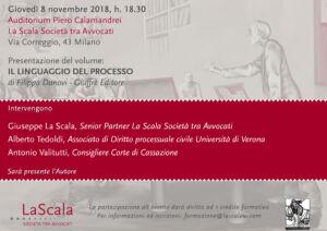 Save the date_Il Linguaggio del Processo