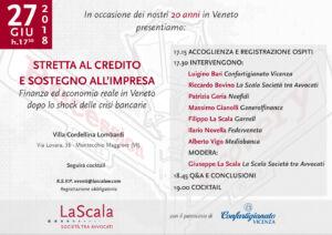 Stretta al credito_ Vicenza_27 giugno 2018
