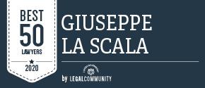 Targa_Best50_2020_La Scala Giuseppe