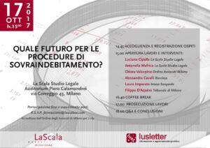 locandina sovraindebitamento_17 ottobre
